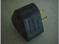 30 AMP Female to 15/20 AMP Male Adapter