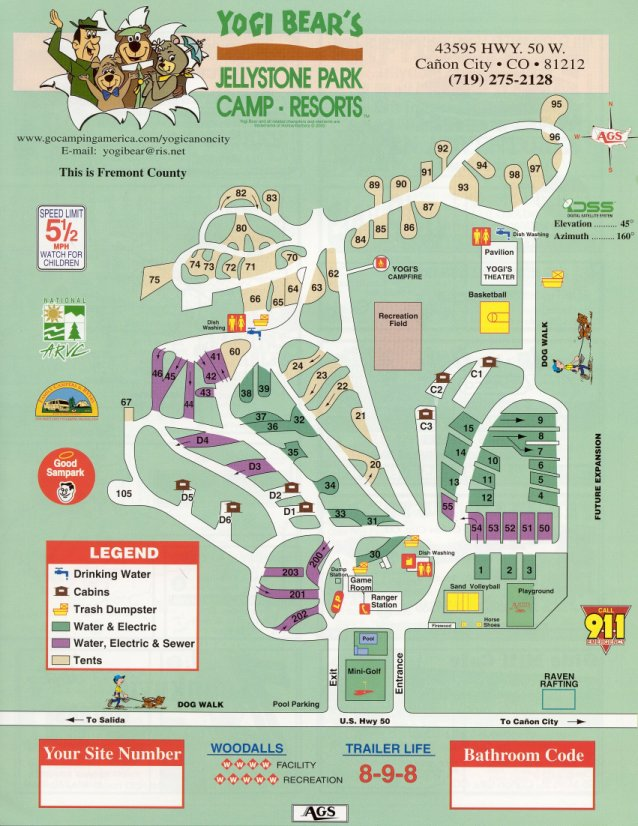 Roy S Rving Camps Parks